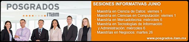 Próximas sesiones informaticas para Posgrados