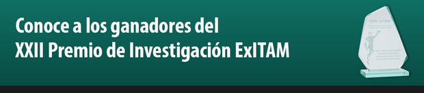 Premio de Investigación ExITAM