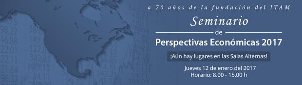 Seminario de Perspectivas Económicas 2017