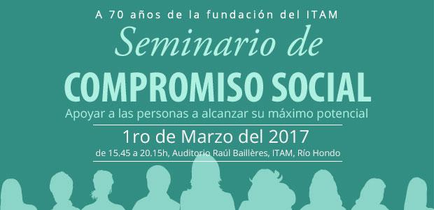 Seminario de Compromiso Social