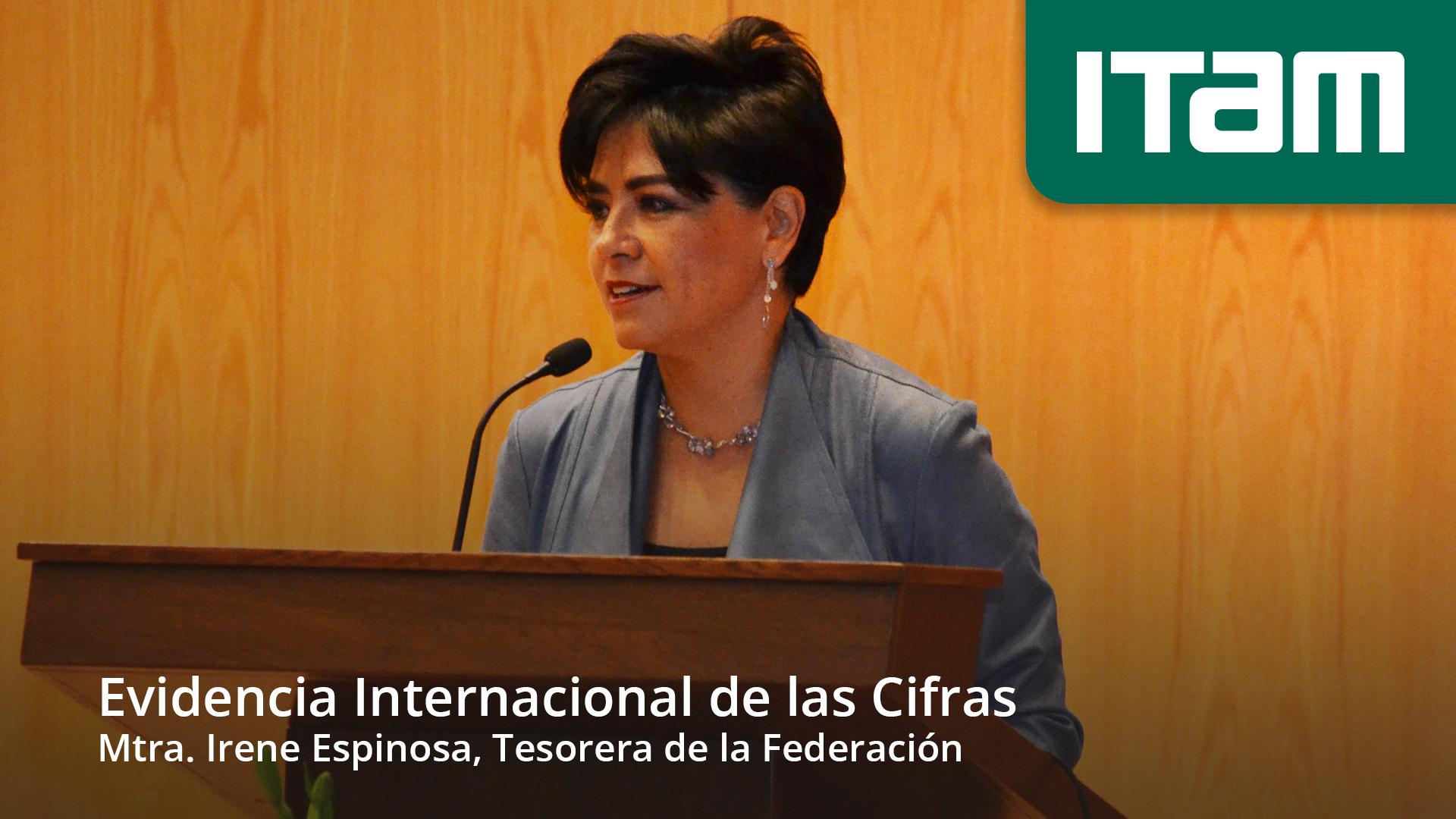 Evidencia Internacional de las Cifras